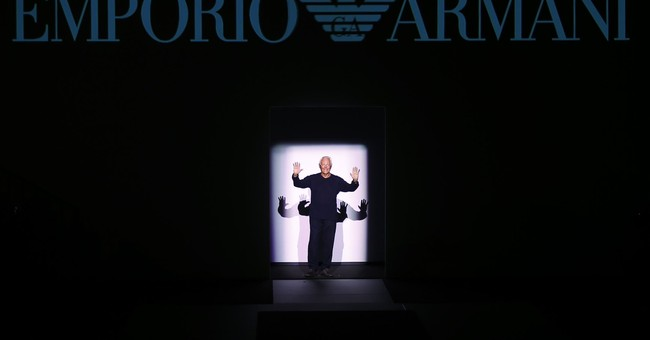 Giorgio Armani outlines succession plan to keep house intact