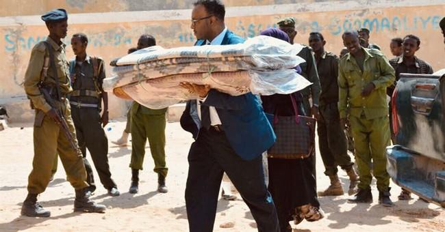 Somali diaspora: Blast won't stop effort to rebuild homeland