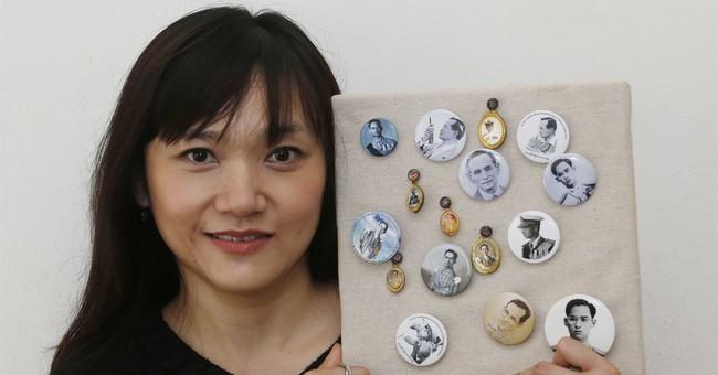 Mementos hold Thais' fond memories of beloved King Bhumibol