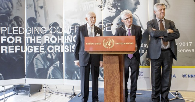 Donors pledge $228M in new funds for UN's Rohingya appeal