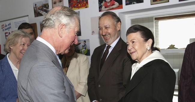 Former Romanian princess and humanitarian Sturdza dies at 73