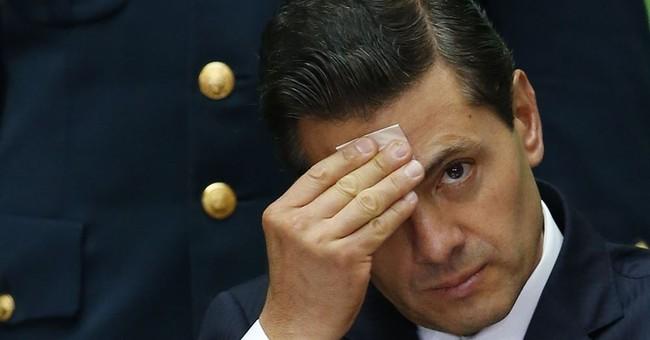 Conflict in Mexico Senate over corruption investigation