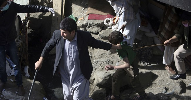 Afghan police round up Kabul addicts in fight against drugs