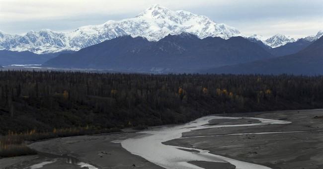Alaska senators tell Trump they want mountain's name to stay