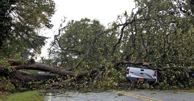 National Weather Service confirms South Carolina tornadoes