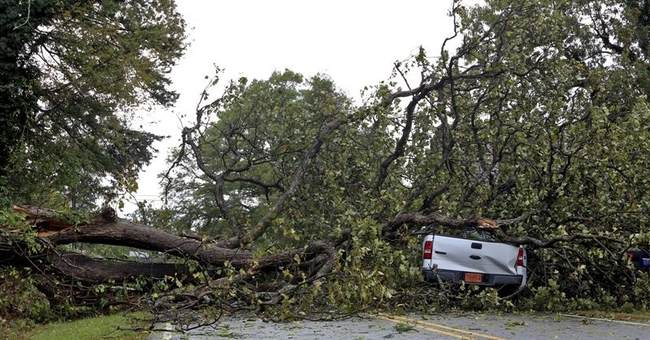 The Latest: EF-2 tornadoes confirmed in South Carolina