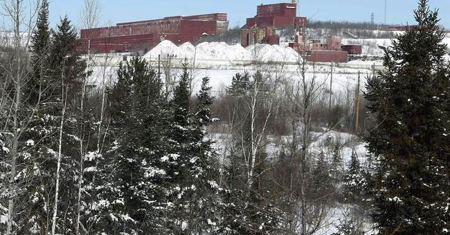 Minnesota governor now supports PolyMet copper-nickel mine