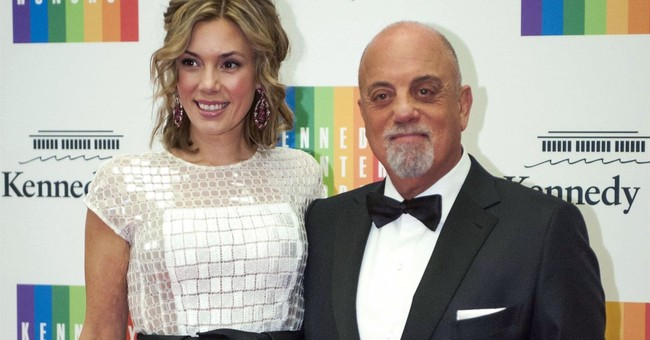 Billy Joel announces birth of third daughter, Remy Anne