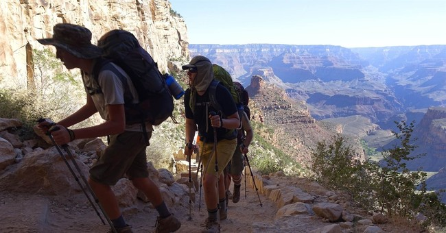 US considers higher entry fees at 17 popular national parks