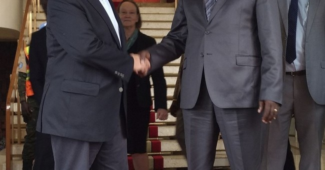 UN chief praises peacekeepers in Central African Republic