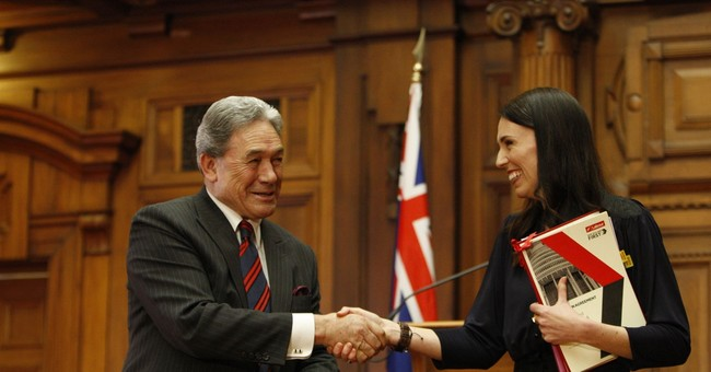 New Zealand aims to go green with electricity, tree planting