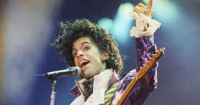 Prince's shoes go on display at London's V&A museum