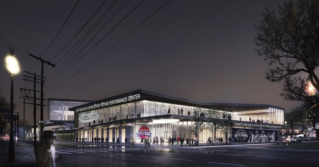 Michigan approves $16M for Detroit Pistons headquarters