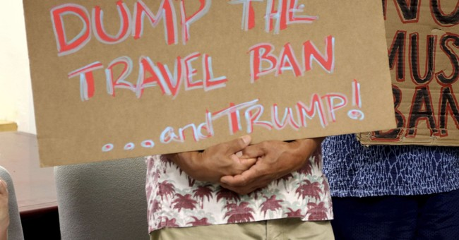 The Latest: US appeals Maryland judge's travel ban ruling