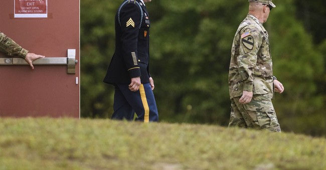 The Latest: Judge still considering Trump motion by Bergdahl