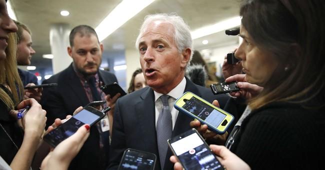 The Latest: 2 Republican senators denounce Donald Trump