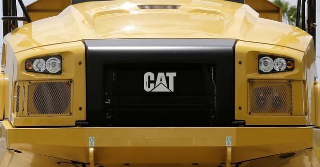 Caterpillar profit surges on equipment demand