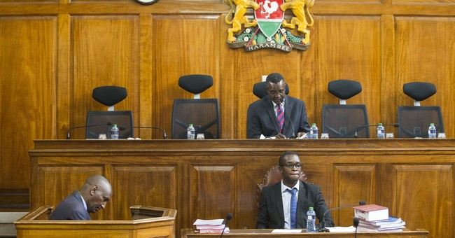 AP Explains: Why Kenya is voting again for president