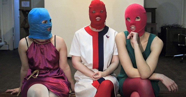 Women of Pussy Riot use prison experiences as inspiration