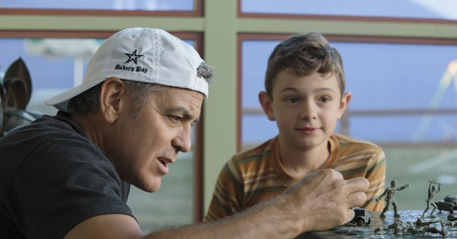 Review: An edgeless satire in George Clooney's 'Suburbicon'