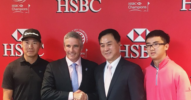 PGA Tour China to resume with full schedule in 2018