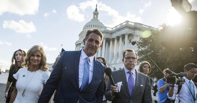 No GOP dam break: Senators rally behind Trump and his agenda
