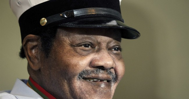 Late Fats Domino mined New Orleans roots in pioneering music