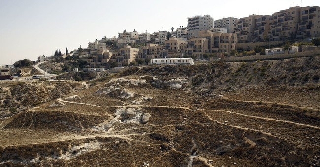 Israel approves settlement homes in east Jerusalem