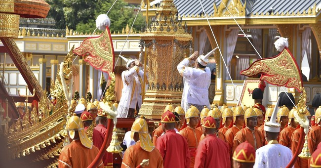 A revered king is put to rest in Thailand: 5 things to know
