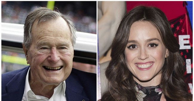 2nd woman accuses George H.W. Bush of grabbing her backside