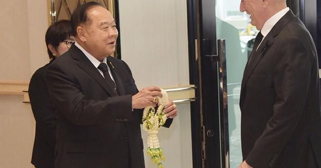 Questions loom as Mattis visits SKorea: Can diplomacy work?