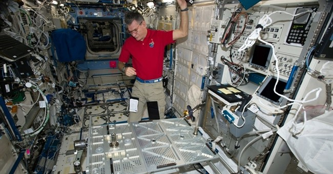 Holy Call: Pope Francis phoning space station Thursday