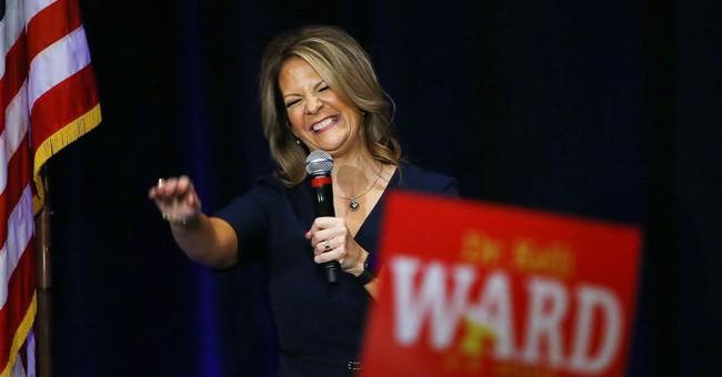Upstart Republican now in headlights of Arizona Senate race