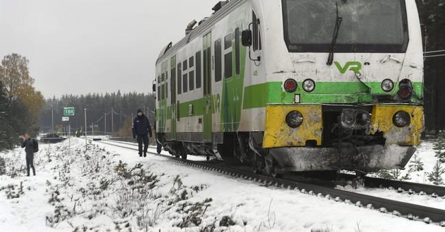 3 killed in Finnish train crash had sat on truck's deck