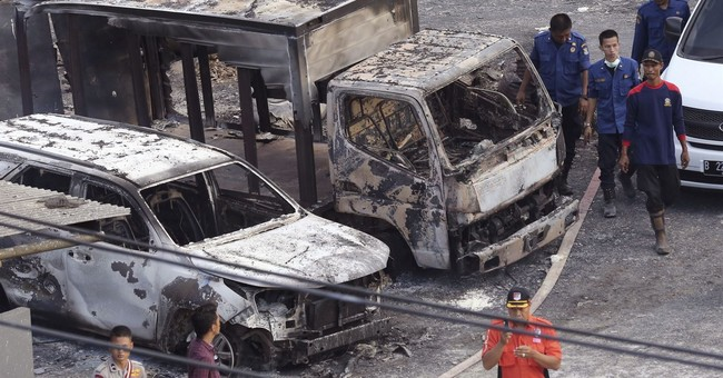 Fireworks factory fire in Indonesia kills 47, mostly women