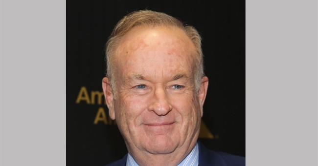 Bill O'Reilly dropped by literary agency