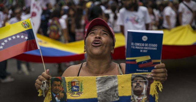 Venezuela governor-elect removed for refusing to take oath