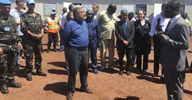 In C. African Republic, UN contractors bribed to aid Muslims
