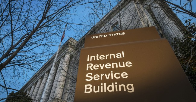 Trump names Treasury official to be acting IRS commissioner