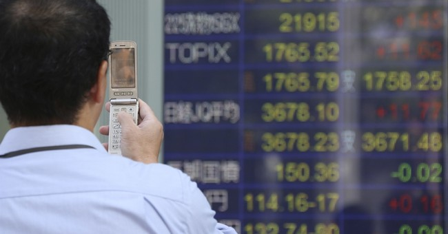 Global stocks rise on strong corporate earnings reports