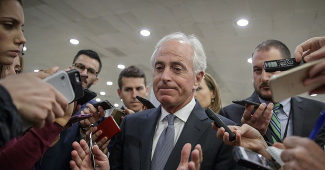 Tennessee's Corker doubles down on his criticism of Trump