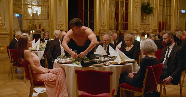 Review: In Palme d'Or winner 'The Square,' a charming satire
