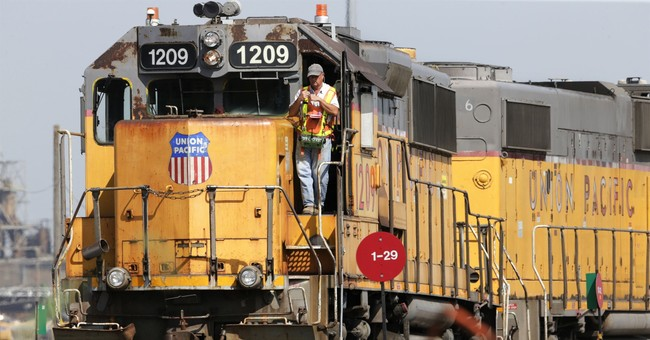 Union Pacific's 3Q profit grows 6 percent despite challenges