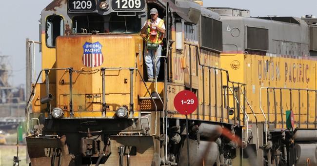 Union Pacific's 3Q profit grows 6 percent despite challenges