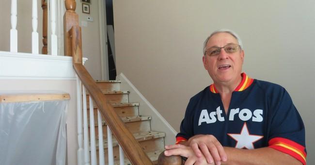 Astros' World Series run lifts Houston amid Harvey recovery