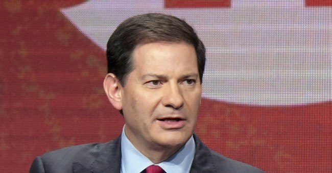 Showtime drops Halperin from program 'The Circus'