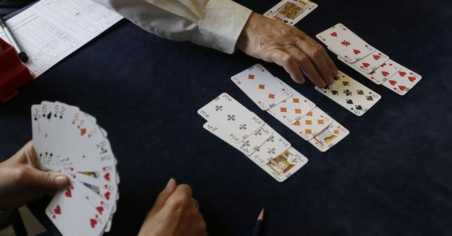 No sweat, no sport: EU says bridge card game is not a sport