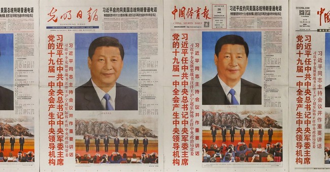 China media dominated by Xi, reinforcing image as leader