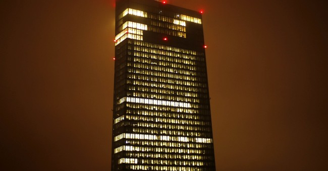 The Latest: ECB head says economy still needs support