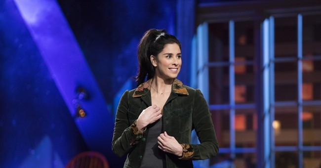 Sarah Silverman seeks common ground, giggles in Hulu series